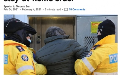 FAUL: Retired Toronto Police officer's view on enforcing stay-at-home order