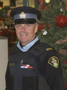 Thank you Edward Cornell for joining in support of Police on Guard for Thee.