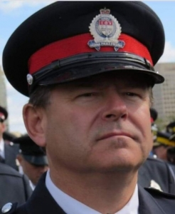 Thank you John Dorsch for joining in support of Police on Guard for Thee.