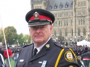 Thank you Len Faul for joining in support of Police on Guard for Thee.