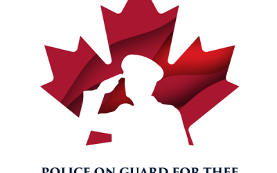 Release of Police on Guard for Thee's Official Logo