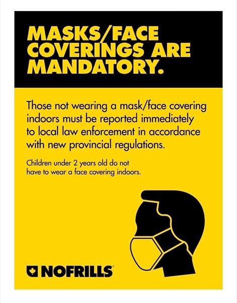 Throwback Thursday: Businesses and Mask Legislations