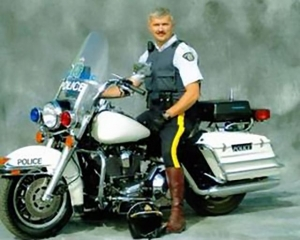 Police on Guard for Thee Norm Lapointe