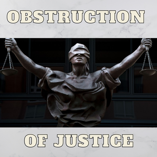 Throwback Thursday: Obstruction of Justice