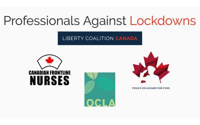 Professionals Against Lockdown
