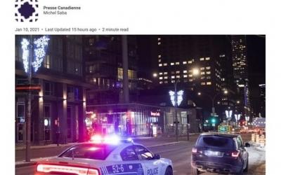 Quebec Curfews