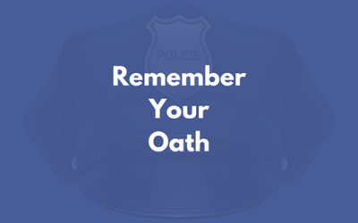 Remember Your Oath
