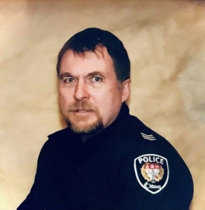 Thank you Richard Wilhelm for joining in support of Police on Guard for Thee.