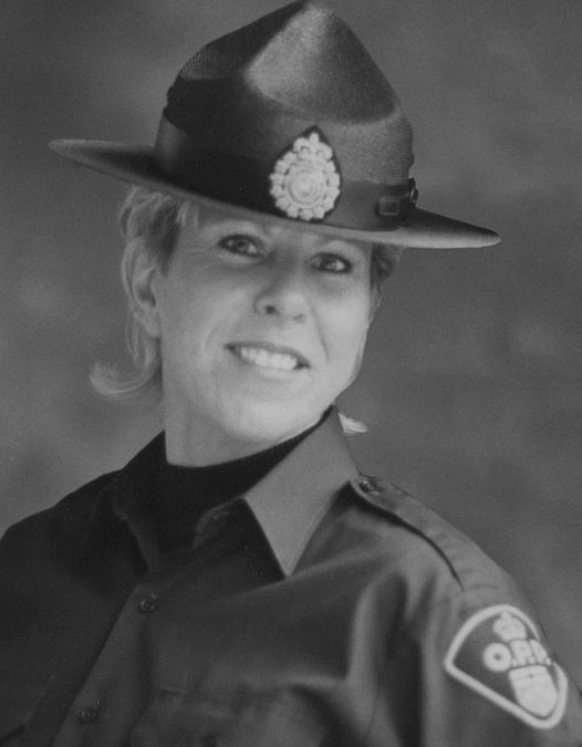 Thank you Ruta Delzotto for joining in support of Police on Guard for Thee.