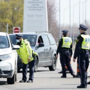 Ontario Police Officer: 'I'm Not Proud of Our Government Right Now'