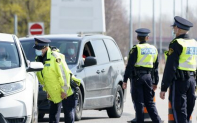 Epoch times Article: Ontario Police Officer: 'I'm Not Proud of Our Government Right Now'