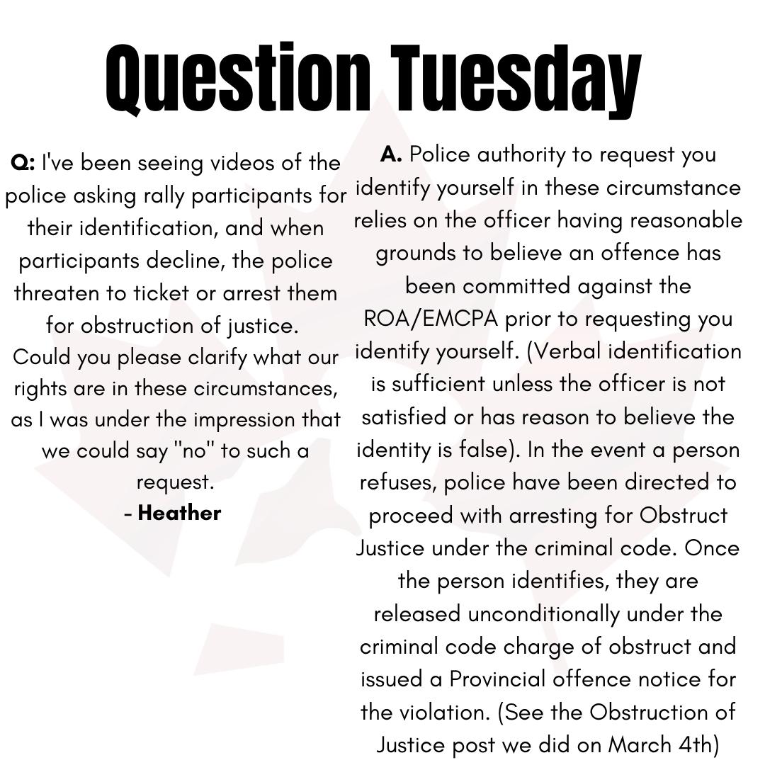 Question Tuesday April 6