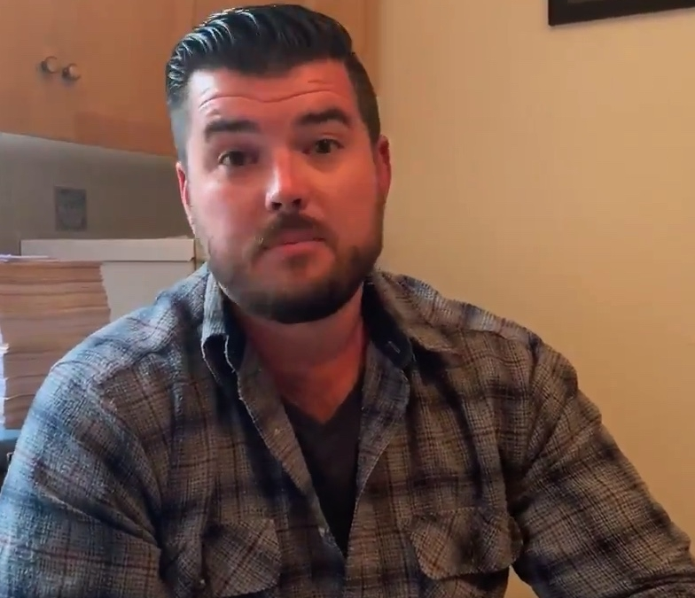 Toronto Sun Video with Police on Guard's Chris Vandenbos regarding the Police Court Case