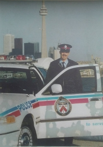 Thank you Brian Rapson for joining in support of Police on Guard for Thee.