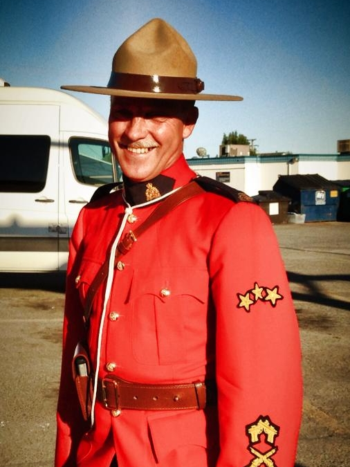 Thank you Jody McLeod for joining in support of Police on Guard for Thee.