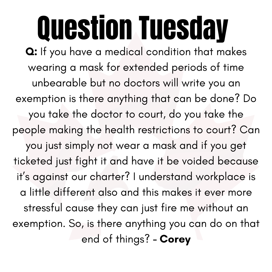 Question Tuesday June 8