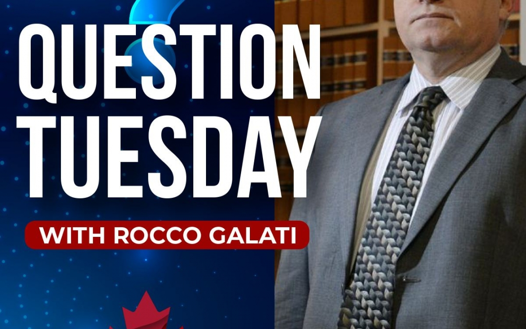 Question Tuesday with Rocco – Schools and Mask Mandates