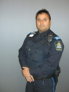 Thank you Sunny Singh for joining in support of Police on Guard for Thee.