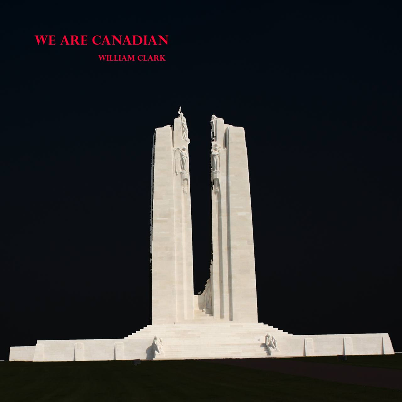 we are canadian - Police on Guard for Thee Anthem William Clark