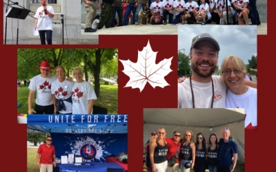 Canada Day Celebrations Across the Country