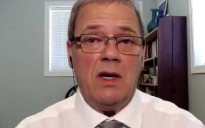 Police on Guard's Chris Vandenbos Interviews Dr. Stephen Malthouse
